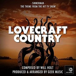 Lovecraft Country: Sinnerman 声带 (Will Holt) - CD封面
