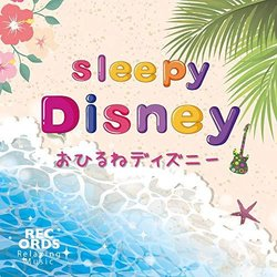 Sleepy Disney 声带 (Records ) - CD封面