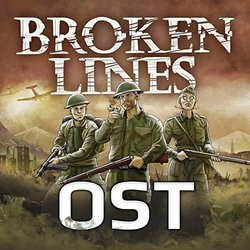 Broken Lines 聲帶 (PortaPlay Gaming) - CD封面