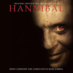 Hannibal Soundtrack (Hans Zimmer) - CD cover