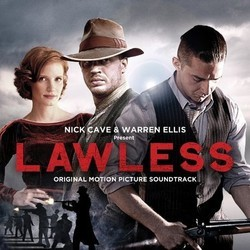Lawless Soundtrack (Nick Cave, Warren Ellis) - CD cover