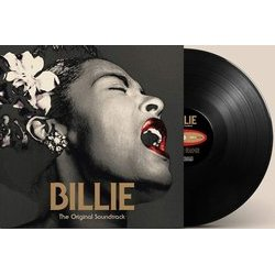 Billie Soundtrack (Various Artists) - cd-inlay