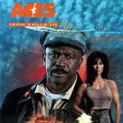 Aces: Iron Eagle III Colonna sonora (Harry Manfredini) - Copertina del CD
