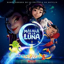 Más allá de la Luna Soundtrack (Steven Price) - CD cover