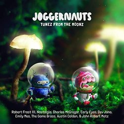 Joggernauts: Tunez From The Moonz 声带 (Various Artists) - CD封面