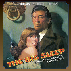 The Big Sleep 声带 (Jerry Fielding) - CD封面