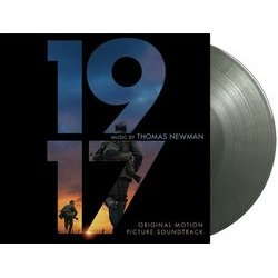 1917 Soundtrack (Thomas Newman) - cd-inlay