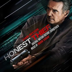Honest Thief Colonna sonora (Mark Isham) - Copertina del CD