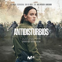 Antidisturbios Soundtrack (Olivier Arson) - CD cover