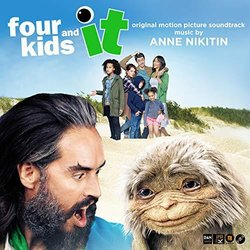 Four Kids and It 声带 (Anne Nikitin) - CD封面