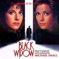 Black Widow Soundtrack (Michael Small) - CD cover