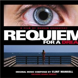 Requiem For A Dream Soundtrack (Clint Mansell, Kronos Quartet) - CD cover