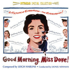 Black Widow / Good Morning, Miss Dove Soundtrack (Leigh Harline) - CD-Cover
