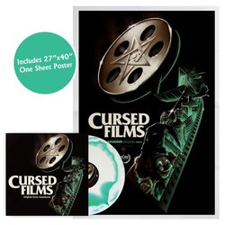Cursed Films Colonna sonora (Various Artists) - cd-inlay