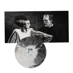 The Bride of Frankenstein Bande Originale (Franz Waxman) - cd-inlay