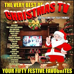 The Very Best of Christmas TV - Various Artists