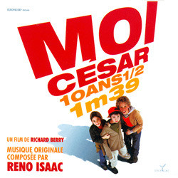 Moi César, 10 ans 1/2, 1m39 Soundtrack (Reno Isaac) - CD cover