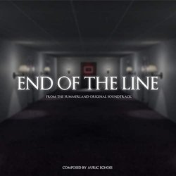 End of the Line Soundtrack (Auric Echoes) - CD cover