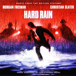 Hard Rain Soundtrack (Christopher Young) - CD cover