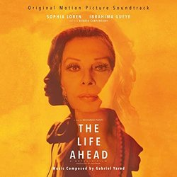 The Life Ahead Soundtrack (Gabriel Yared) - CD cover
