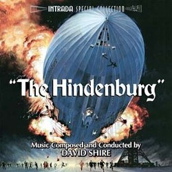 The Hindenburg 聲帶 (David Shire) - CD封面