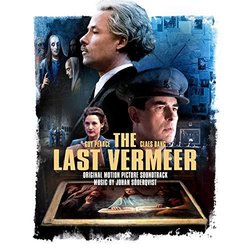 The Last Vermeer Soundtrack (Johan Söderqvist) - CD cover