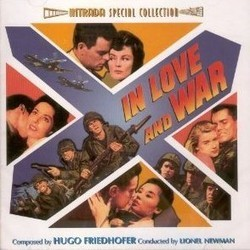 Woman Obsessed / In Love and War Soundtrack (Hugo Friedhofer) - Carátula