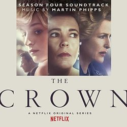 The Crown: Season Four Soundtrack (Martin Phipps) - CD-Cover