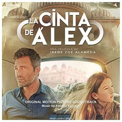 La Cinta de Álex Soundtrack (Antonio Escobar) - CD cover