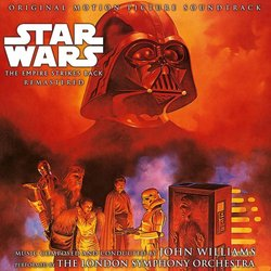Star Wars: The Empire Strikes Back Bande Originale (John Williams) - Pochettes de CD