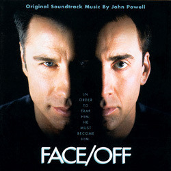 Face/Off Soundtrack (John Powell) - CD cover
