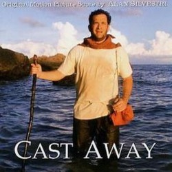 Cast Away / Serendipity Soundtrack (Alan Silvestri) - CD-Cover