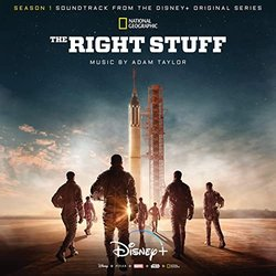 The Right Stuff: Season 1 Colonna sonora (Adam Taylor) - Copertina del CD