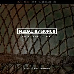 Medal of Honor: Above and Beyond - Main Theme Soundtrack (Michael Giacchino) - CD cover
