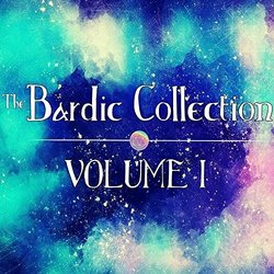 The Bardic Collection Volume I Soundtrack (Lucas Quinn) - CD cover