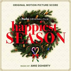 Happiest Season Trilha sonora (Amie Doherty) - capa de CD