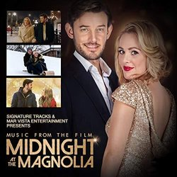 Midnight at the Magnolia Soundtrack (Adam Damelin) - Carátula
