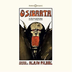 Ô Sidarta Soundtrack (Alain Pierre) - CD-Cover