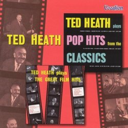 Ted Heath Plays The Great Film Hits / Pop Hit 声带 (Various Artists, Ted Heath) - CD封面