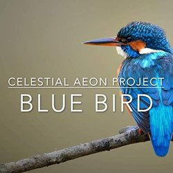 Naruto Shippuden: Blue Bird Soundtrack (Celestial Aeon Project) - CD-Cover