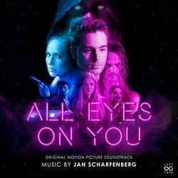 All Eyes on You Trilha sonora (Jan Scharfenberg) - capa de CD