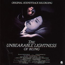 The Unbearable Lightness Of Being Soundtrack (Mark Adler) - Carátula