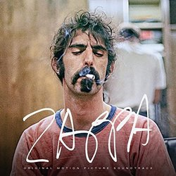 Zappa Soundtrack (John Frizzell, Frank Zappa) - CD cover