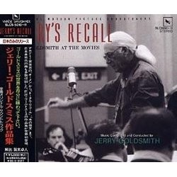 Jerry's Recall Soundtrack (Jerry Goldsmith) - CD-Cover