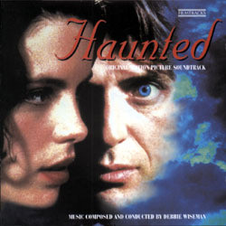 Haunted Soundtrack (Debbie Wiseman) - CD cover