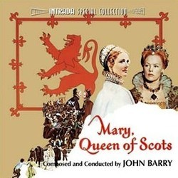 Mary, Queen of Scots Soundtrack (John Barry) - CD-Cover