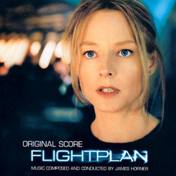 Flightplan Soundtrack (James Horner) - CD cover