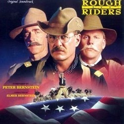 Rough Riders Soundtrack (Peter Bernstein) - CD cover