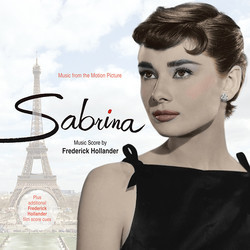 Sabrina / We're No Angels Soundtrack (Frederick Hollander) - Carátula