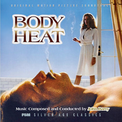 Body Heat Soundtrack (John Barry) - CD cover